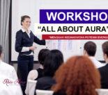 "Pendaftaran Workshop ""All About Aura"""