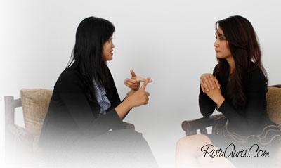 konsultasi dengan ratu aura