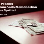 Penting! 5 Hal Sebelum Anda Memaharkan Sarana Spiritual